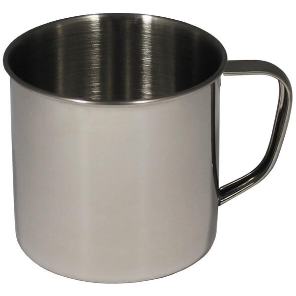 Rozsdamentes pohár 0,5 l-es, 33384