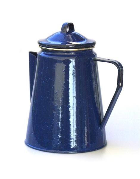 Relags Enamel Coffee Pot 1 l-es zománcozott teás/kávés kanna