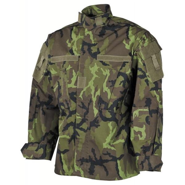 """US kabát """"ACU Rip Stop"""", M 95 CZ tarn, 03383J"""