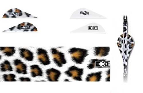 Bohning True Color Blazer Kit, Leopard, 53P413