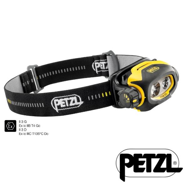 Petzl Pixa 3R akkumulátoros, tölthető, ipari fejlámpa, 90 lumen, E78CHR 2