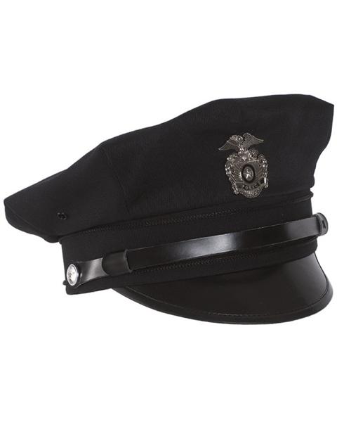 US amerikai rendőrségi sapka, kék, 12421000