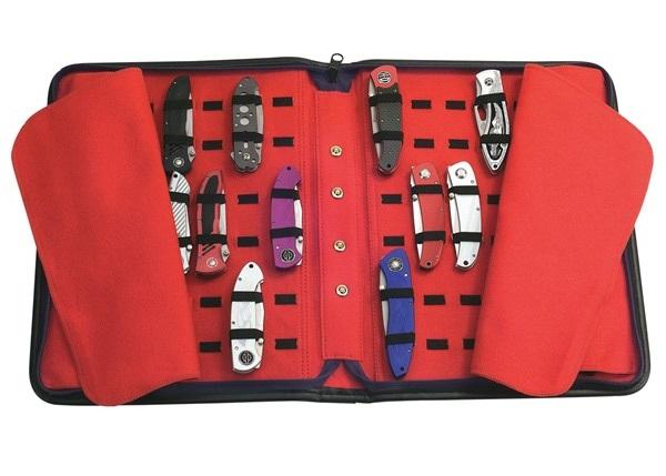 Bicskatartó táska, 40 db-os, UC1338