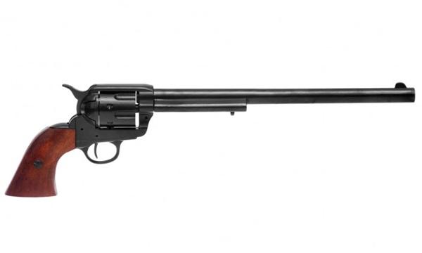 Colt Peacemaker .45, extra hosszú csővel, fekete, 100-7303