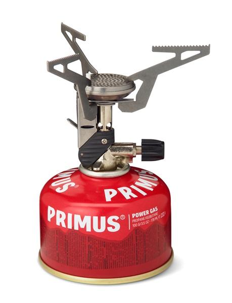 Primus Express Ti gázfőző, piezzó gyújtással 790303
