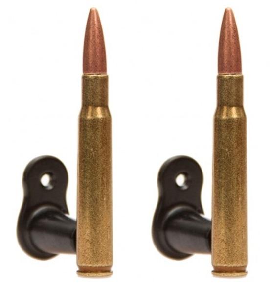 Fali fegyvertartó, puskalőszeres, 100-034