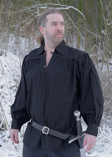 Pamut ing, fekete, 1202209320