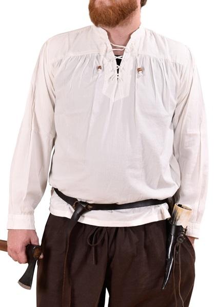Pamut ing, fehér, 1280000320