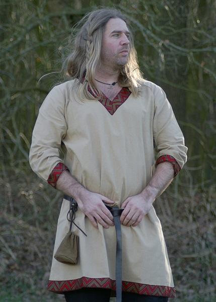 Viking tunika, natúr, 1216201030