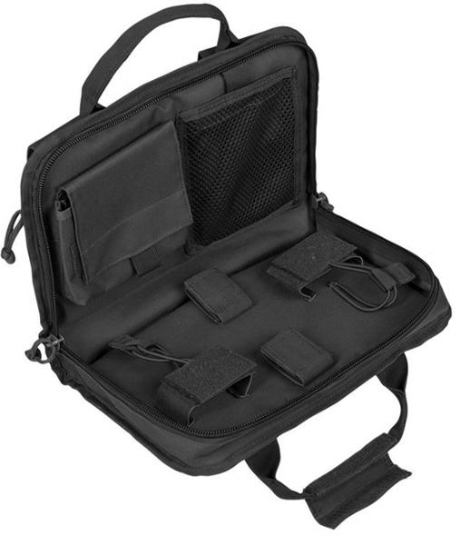 Molle pisztolytartó táska, kicsi, fekete, 16194302