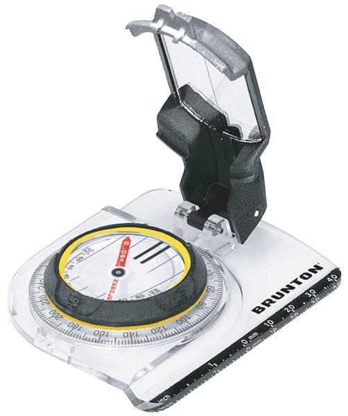 Brunton TruArc 7 tükrös tájoló lejtszögmérővel, 455002