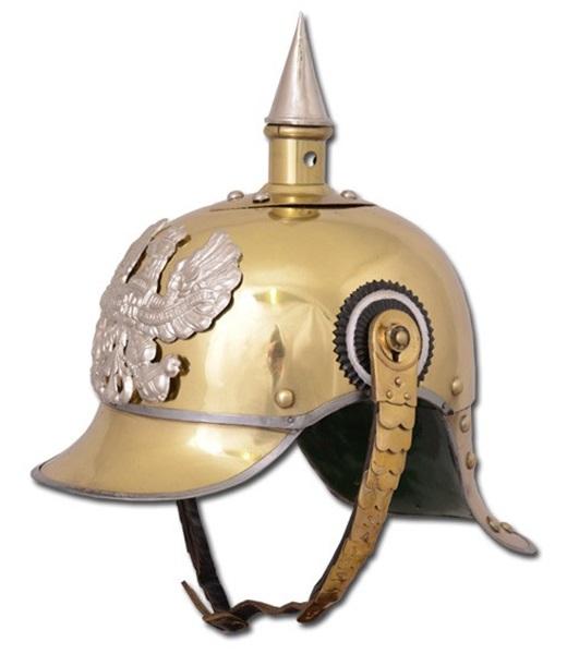 Porosz katonai páncélsisak, 1716603501