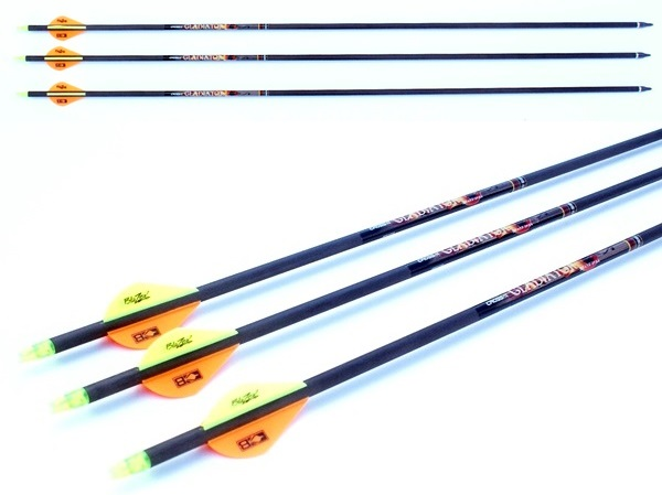 Cross-X Gladiator 350 műanyag tollal, 55-70#, 53P145