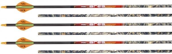 Cross-X Ares 400 műanyag tollal, 45-60#, 53P137