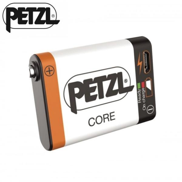 Petzl Core akkumulátor micro-USB töltőnyílással, E99ACA