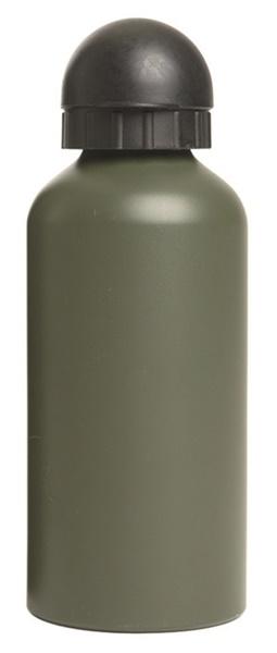 Aluminium kulacs, 0,5l-es, oliv, 14535010