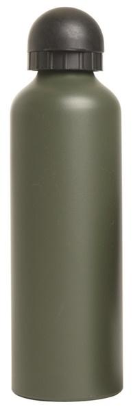 Aluminium kulacs, 0,75l-es, oliv, 14535020