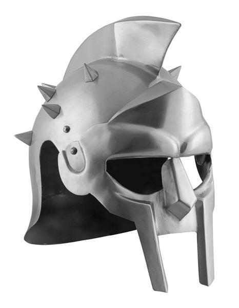Gladiátor páncélsisak, tüskés, 1716901401
