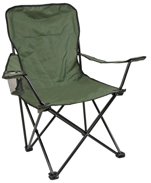 Carp Zoom Foldable Armchair összecsukható kemping szék, CZ1390