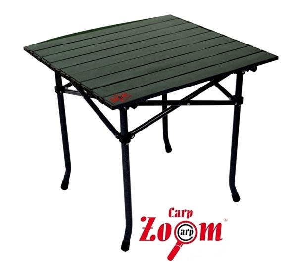 Carp Zoom Roll-top összecsukható kemping asztal, CZ2324