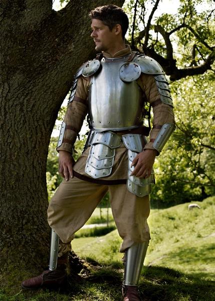 Warrior páncél, 200752