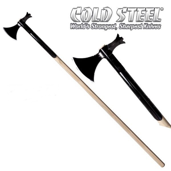 Cold Steel Medival Pole Axe, 89PA