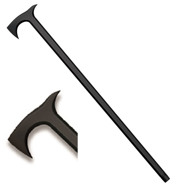 Cold Steel Axe Head Cane, 91PCAXZ