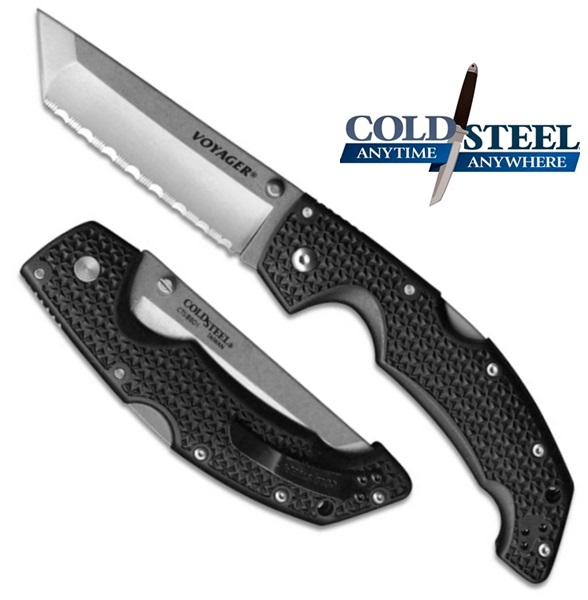 Cold Steel Voyager Tanto Large, 23TLCT