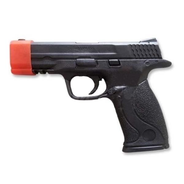 Gyakorló pisztoly, gumi, 8140