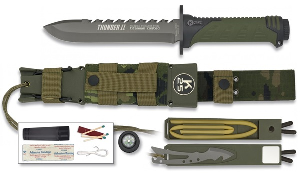 K25 Thunder II Survival, 32134