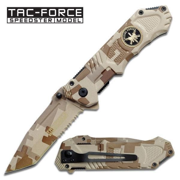 Tac Force Special Forces Camo, TF458SF