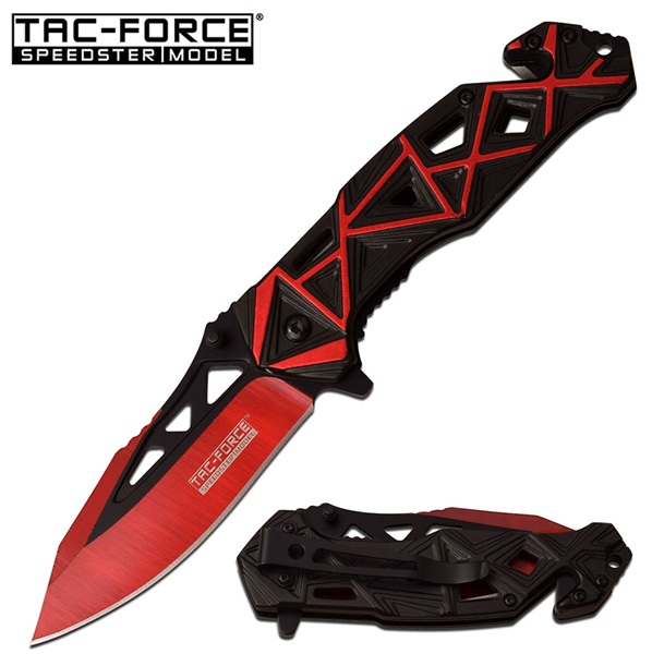 Tac Force Rescue Red, TF940BR