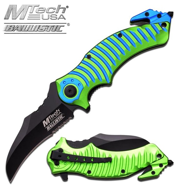 Mtech Rescue Lime, MTA884GB