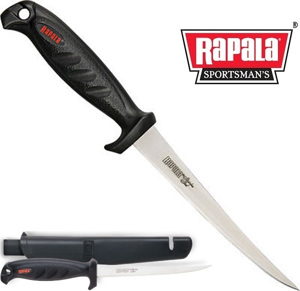 "Rapala Falcon DeLuxe filézőkés, 6""-os, BP136SH"
