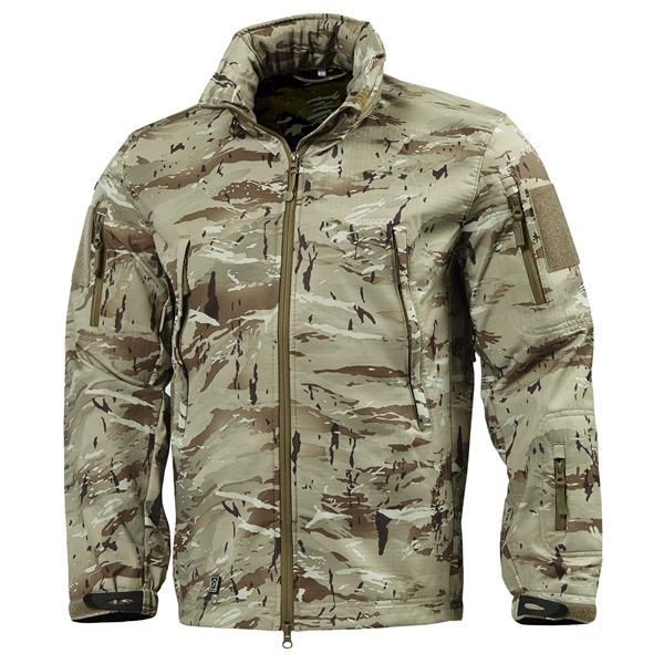 Pentagon Artaxes Soft-Shell taktikai kabát, pentacamo, K08011