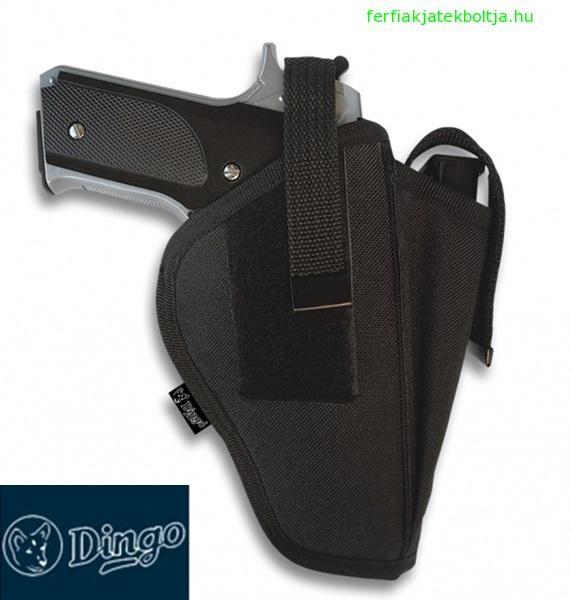 Dingo övtok maroktáras pisztolyokhoz, tártartóval, 22102