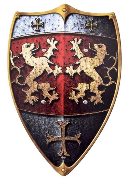 Gyerek lovagi pajzs, Löwenfels, 1580357800