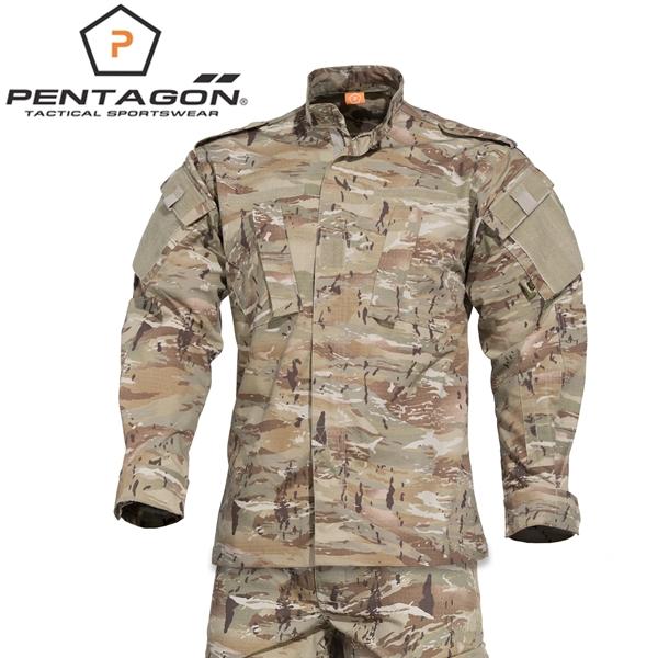 Pentagon ACU taktikai kabát, pentacamo K02007