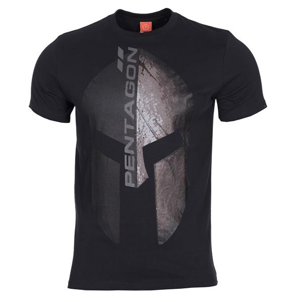 Pentagon Eternity Spártai taktikai póló, K09012-ET-fekete