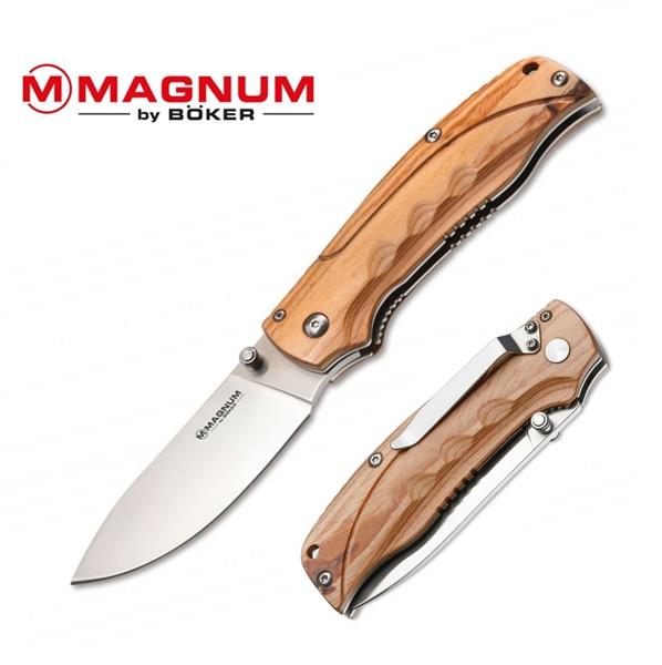 Magnum Pakka Hunter bicska, 01MB700