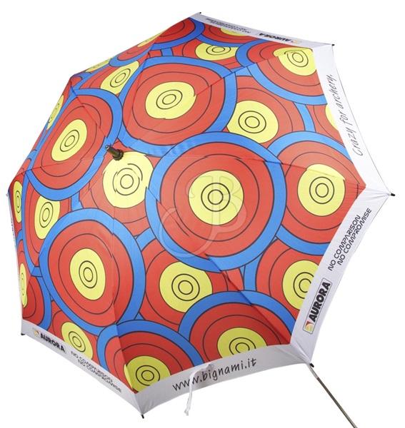 Céltábla mintás esernyő, 53Q048