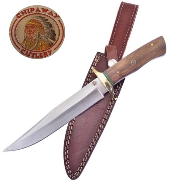 Frost Cutlery Buffalo Spirit Bowie vadásztőr, FCW668