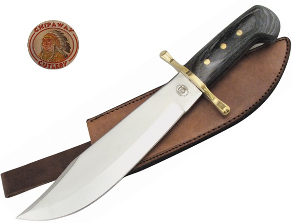 Frost Cutlery Chipaway Big Grizzly vadásztőr, FCW302