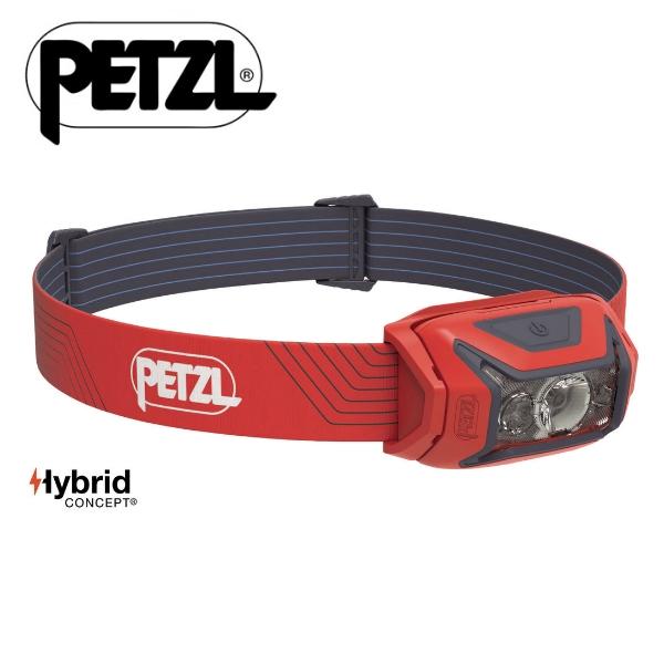 Petzl Actik Core Hybrid tölthető fejlámpa, 350 lumen