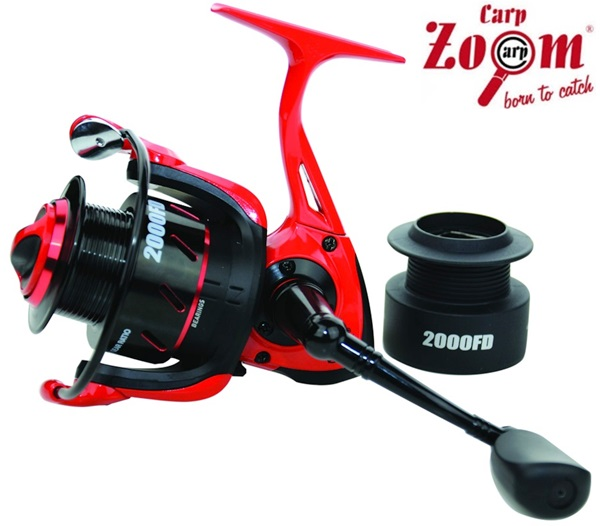 Predator-Z Oplus Red-Act 3000 FD pergető orsó, CZ0580