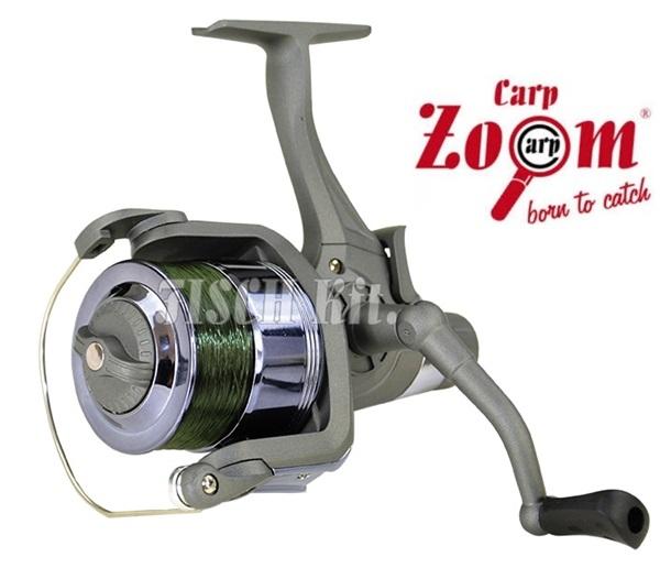 Carp Zoom Multifish Carp BBC nyeletőfékes orsó, CZ2755
