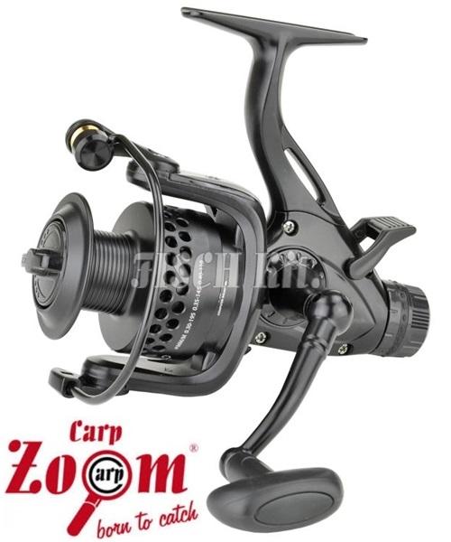 Carp Zoom Black Ghost 4000BBC horgászorsó, CZ0320