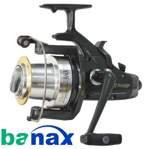 Banax Helicon 5600NF nyeletőfékes orsó, 21605082