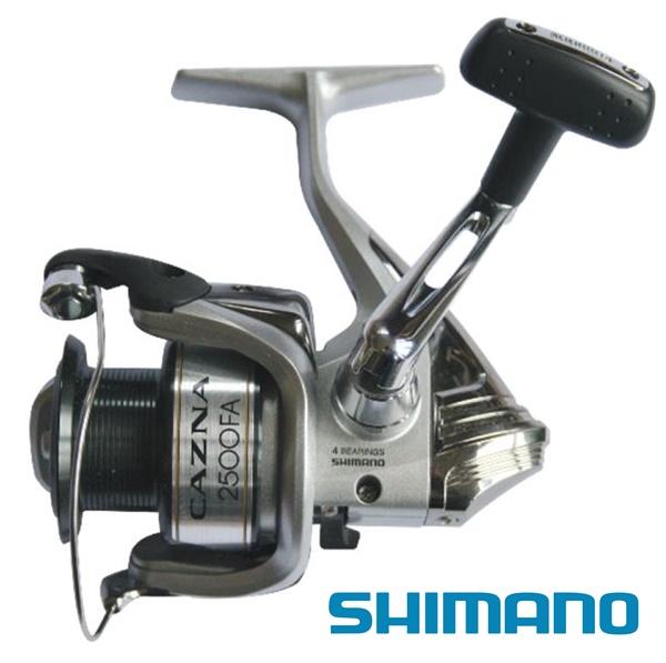 Shimano Cazna 2500FA elsőfékes orsó, 2523730