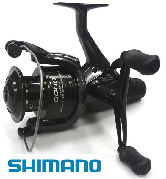 Shimano Baitrunner DL 6000RB nyeletőfékes orsó, 2523721